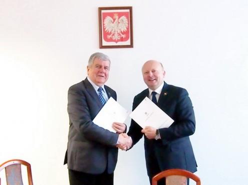Porozumienie o współpracy ILOT i ULC