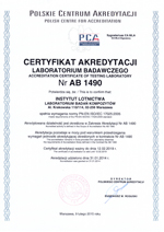 CERTYFIKAT-AB1490m