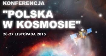 konferencja polska w kosmosie