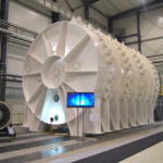 The Gas Turbine Center opening