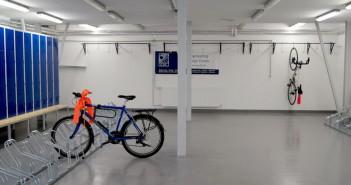 Otwarcie rowerowni w Instytucie Lotnictwa