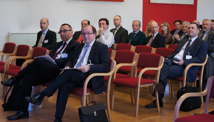 Spotkanie Rady Zarządzczej EREA