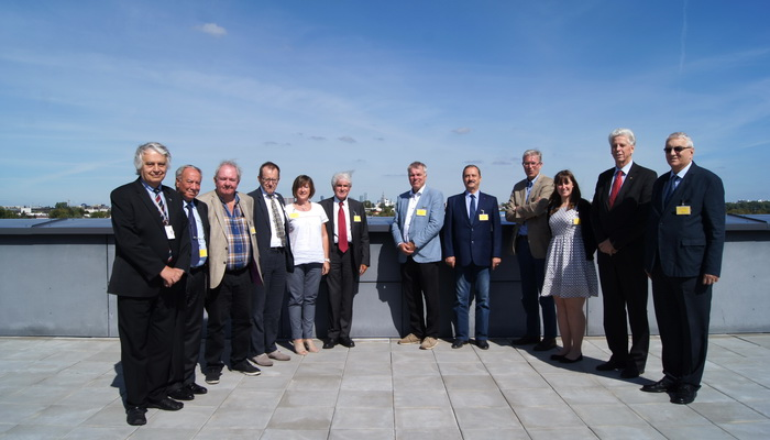 35th Trustees Board Meeting of CEAS Council of European Aerospace Societies