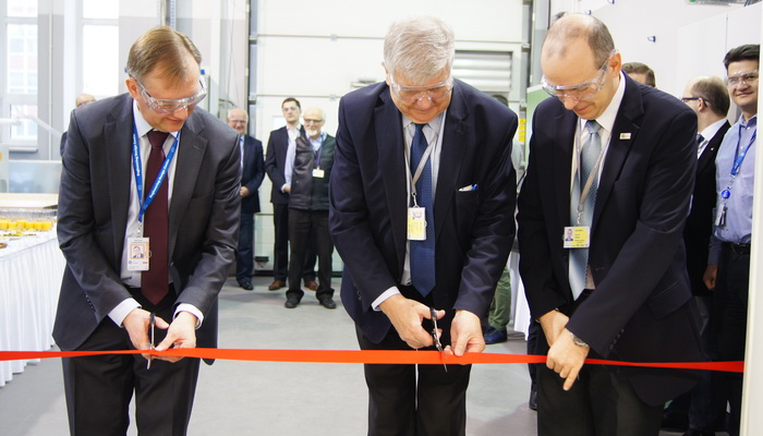 Opening of the Heat Transfer and Fluid Mechanics Laboratory