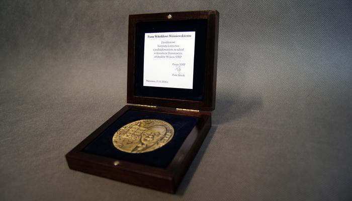 SIMP medal