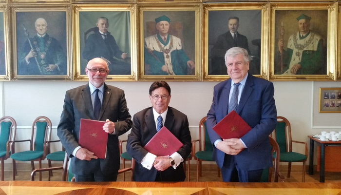 Extending the tripartite academic cooperation with the Ohio State University