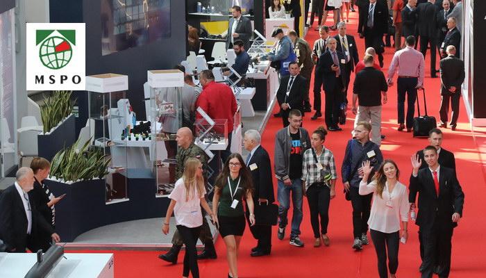 XXV Międzynarodowy Salon Przemysłu Obronnego MSPO