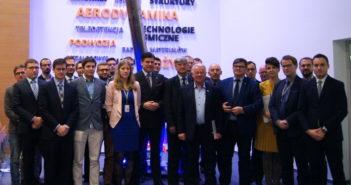 Otwarte posiedzenie plenarne Komitetu Badań Kosmicznych i Satelitarnych PAN poświęcone rozwojowi technologii rakietowych w Instytucie Lotnictwa, 27.11.2017.