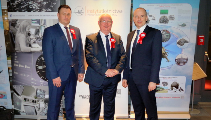 Institute of Aviation, an official partner of the 23rd Aviators and Polish Defense Ball