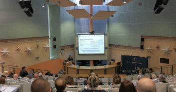 Konferencja Bezpieczeństwa w Lotnictwie Cywilnym fot. Urząd Lotnictwa Cywilnego | Conference on Safety in Civil Aviation Photo credit: Civil Aviation Authority