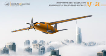Polish innovative next-generation multipurpose turbo-prop aircraft