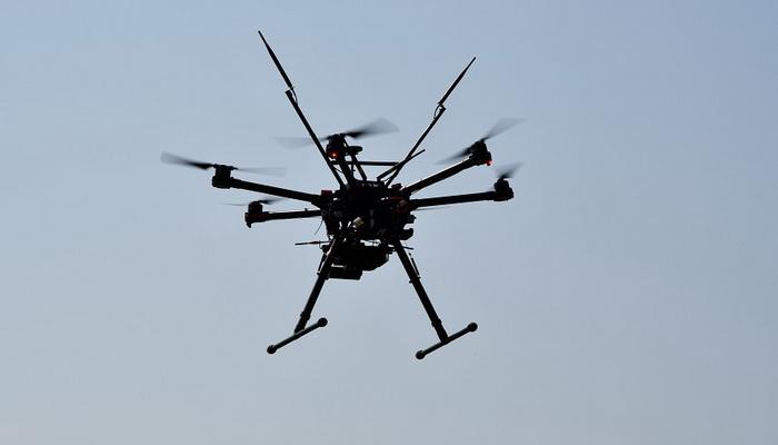Platforma bezzałogowa użyta do testów ADS-B.