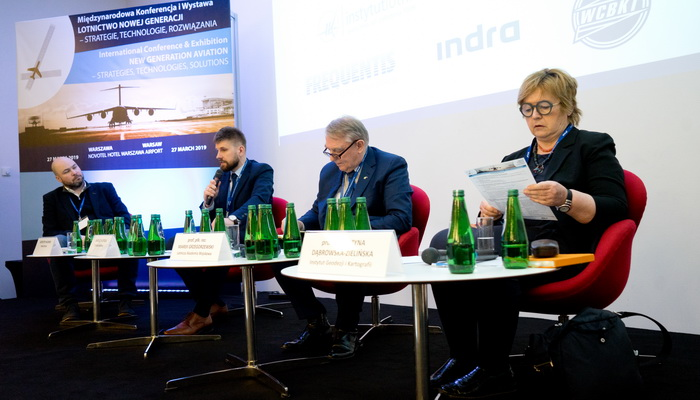 Aviation development strategy in Poland on the New Generation Aviation conference