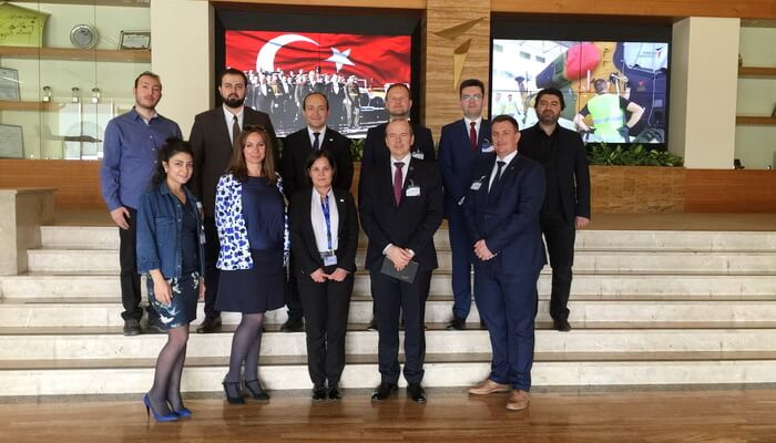 Łukasiewicz Research Network – Institute of Aviation strengthens cooperation with Turkish aviation sector