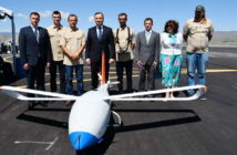 Testy polskich systemów bezzałogowych w Nevadzie | Tests of Polish unmanned systems in Nevada